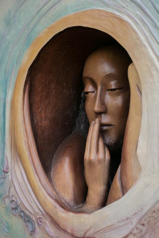 _Chamber of Internal Dialogue_ Seward Johnson (2011), Grounds for Sculpture